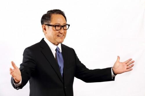Akio Toyoda désigné 2021 World Car Person of the Year