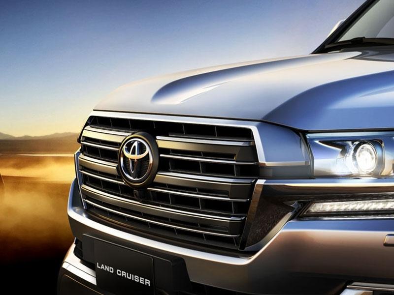 Toyota - Land Cruiser 200